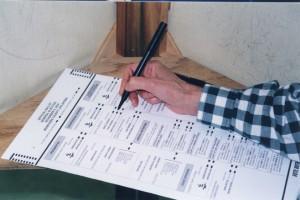 Гласуване на българите в чужбина